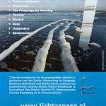 Affiche Licht aan Zee - 2012